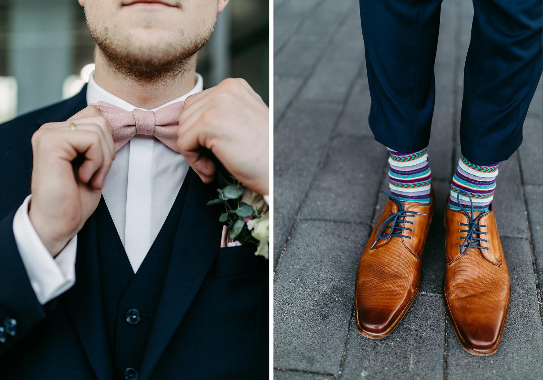 Adam Bows Hochzeitsfliege Hamburg Fotograf