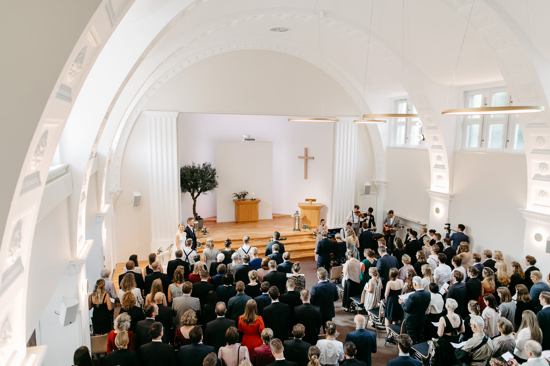 Hochzeitfotos in Hamburg Anna Frey Fotograf Details Inspiration Gottesdienst
