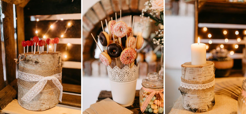 Candy Bar Inspiration Hochzeitsfotos